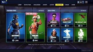 RARE CHRISTMAS NOG OPS + YULETIDE RANGER SKIN: Fortnite Item Shop