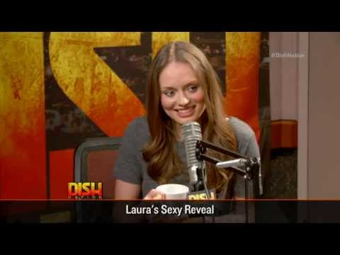 Laura Haddock Talks Da Vinci's Demons and Guardians Of The Galaxy!