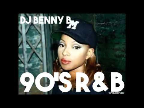 90's R&B 3 Hour Playlist, Mary J. Blige, Usher, Aaliyah, R Kelly, 112, Lauryn Hill by DJ Benny B