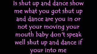 Victoria Justice shut up and dance With lyrics(full Version)
