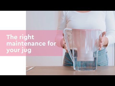 The Right Maintenance For Your Jug