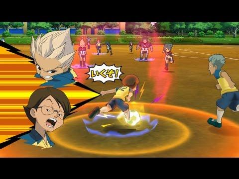 Сериал Одиннадцать молний Inazuma Eleven онлайн