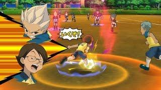Repeat youtube video Inazuma Eleven Strikers Go 2013  Raimon vs Aliea Academy Wii Epic Hissatsus (hacks for Dolphin)
