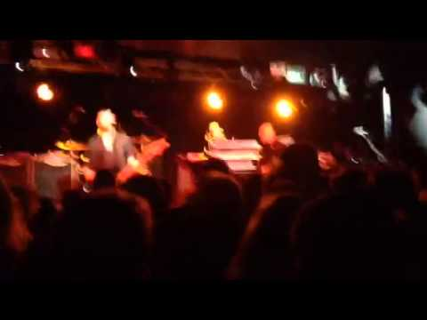 The Stranglers live in Nottingham 5 minutes hanging around ruby tour rock city 2014