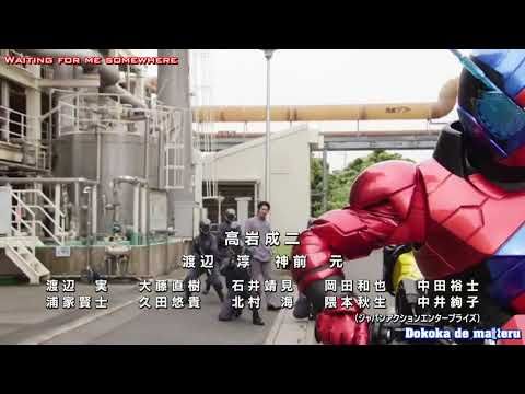 [Omamori][Lyrics + Engsub] Be The One - PANDORA - Kamen Rider Build Opening
