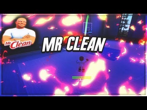 Mr. Clean At The Park! || RBW2