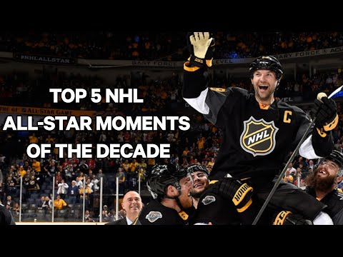 Top 5 NHL All-Star Moments Of The Decade