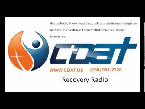 Oceanside Treatment Center Intervention Process- Christian Family Recovery Radio Show