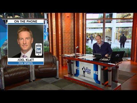 FOX Sports College Football Analyst Joel Klatt Talks National Championship Game - 1/12/16