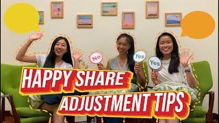 HappyShare - Adjustment to University Life[Yes/No Game快問快答]