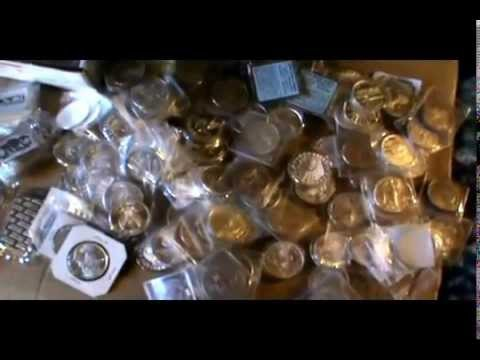 How I get FREE! Silver Bullion by Scrapping free junk  Metals