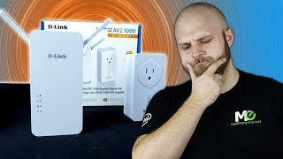 EXTEND YOUR HOME NETWORK - EASY! - D-Link Powerline