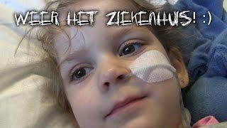 Vlog 68: Weer in het ziekenhuis!