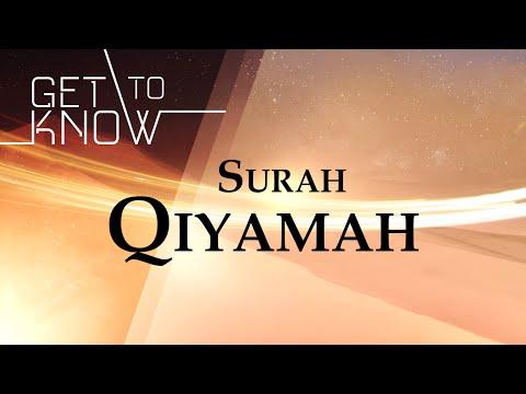 GET TO KNOW: Ep. 19 - Surah Al-Qiyamah - Nouman Ali Khan