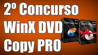 2ª promoo de licenas do super programa winx dvd copy pro 5 keys