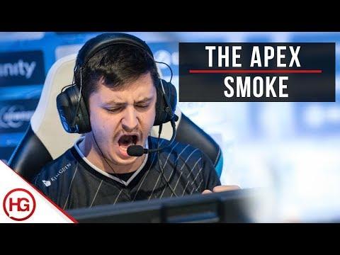 The Apex Smoke for Deep A Main, Cache (CS:GO Quick Tips #18)
