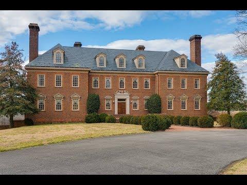 River Run Manor in Maidens, Virginia | Sotheby's International Realty