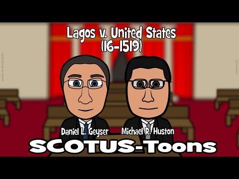 Lagos v. United States (SCOTUS-Toons)