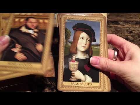 Influence Of The Angels Tarot By Jody Boginski Barbessi With Karen Boginski - Showing The Cards