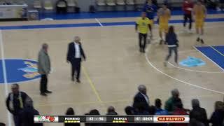 SERIE B PLAYOFF - QUARTI DI FINALE GARA 3  - Solbat Basket Golfo Piombino - Tramarossa Vicenza
