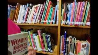 LIBRARY STORY STOPMOTION (MINT&SUZETT)