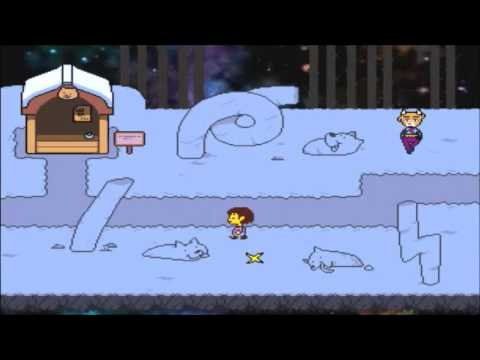 UNDERTALE: Pacifist Route (RPG Story) with Unknown X Episode 14 Revenge of the Puppy