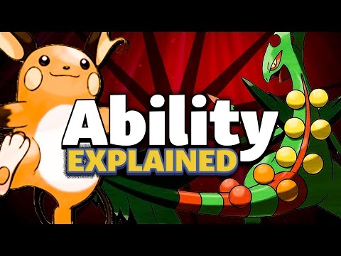 Pokemon: Abilities Explained