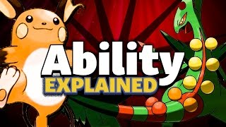 Pokémon Explained - Abilities