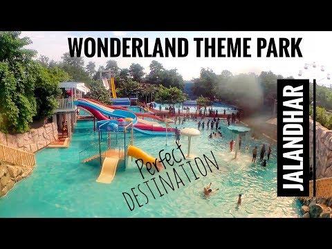 Wonderland Jalandhar I Wonderland Theme Park | Famous places in Jalandhar