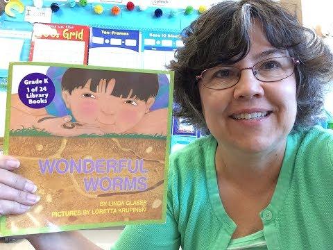WORM JAR PT 3 / Wonderful Worms / Crazy Mamma's Stories