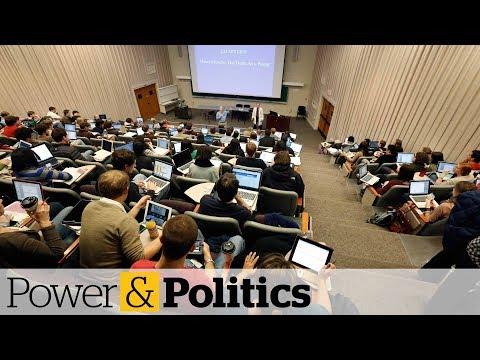 Free-speech Policies On Ontario Campuses | Power & Politics