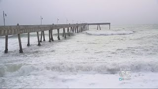 STORM COVERAGE:  Pacifica Residents Brace For New Storm