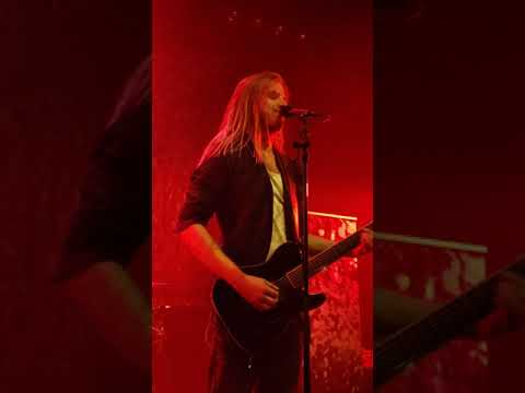 """VOLA """"Whaler"""" LIVE @ Doornroosje in Nijmegen, Holland 9.11.19"""