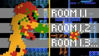 Minus Worlds Unlocked: How do the Rooms in Metroid Work?