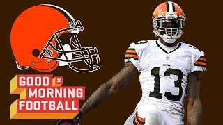 Why Josh Gordon Will Lead the Browns in Receiving Yards THIS SEASON | GMFB | NFL Network
