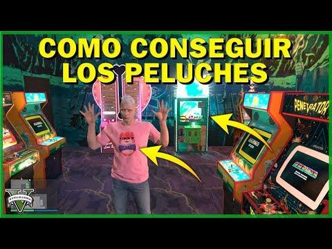 COMO CONSEGUIR EL PELUCHE Y LA CAMISETA EXCLUSIVA GTA V ONLINE