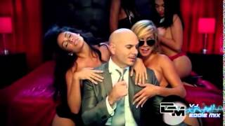 Pitbull ft Christina Aguilera   Feel This Moment HD Unoficial Video