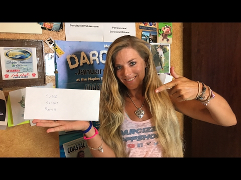FISH with Darcie Winner Announcement & Other Cool Stuff!