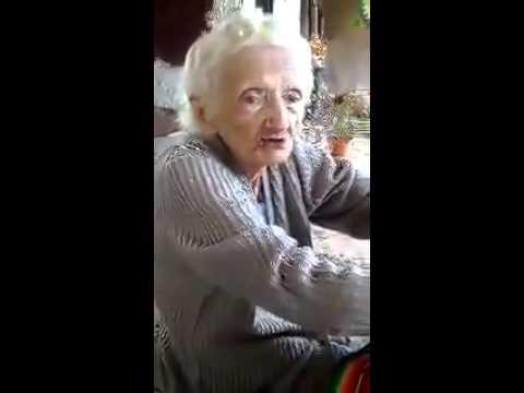 Abuela graciosa