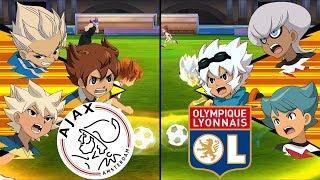 [Full HD 1080P] Inazuma Eleven UCL ~ Ajax vs Lyon ※Pokemon Anchor※