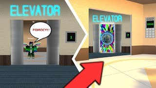 ⭐ WHAT IS HIDDEN IN THE MYSTERIOUS ELEVATOR?!! | ROBLOX ⭐