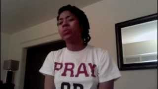 No One In The World - Anita Baker cover