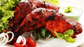 Tandoori Chicken Video | No Oven – Easy To Make Recipe | Tandoori Chicken without oven