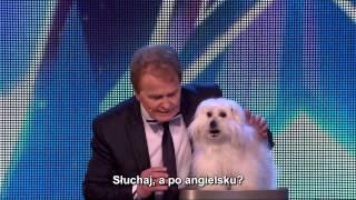 (Napisy)Brytyjski Mam Talent 9 - Marc Métral