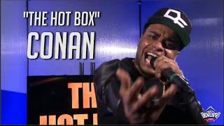 The Hot Box: Conan
