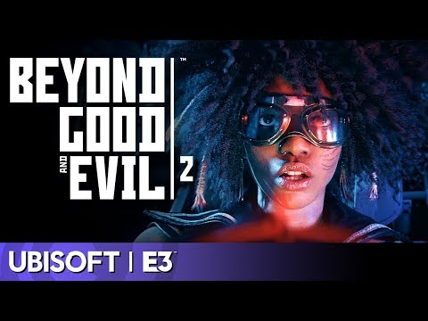 Beyond Good & Evil 2 Full Presentation | Ubisoft E3 2018