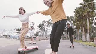Winter Skate Sessions - Hamboards (as Seen On Shark Tank)