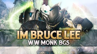 IM BRUCE LEE | WW Monk BGs with Kryoz