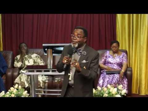 Apostle Doctor Samuel BONSU