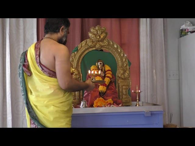 Sankara Jayanthi Celebrations   May 16, 2021